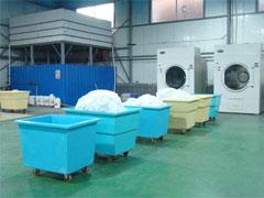 石家庄假日酒店使用我司工业洗涤剂