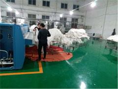 石家庄水洗厂使用我司工业洗衣粉